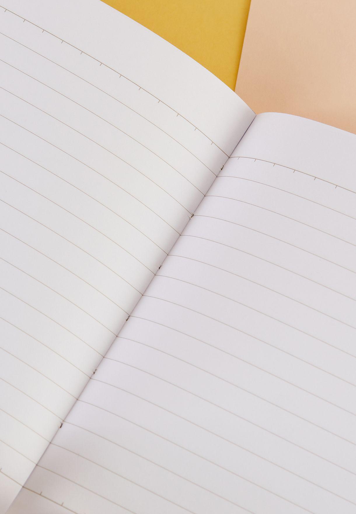 دفتر ملاحظات A6 برج العذراء
