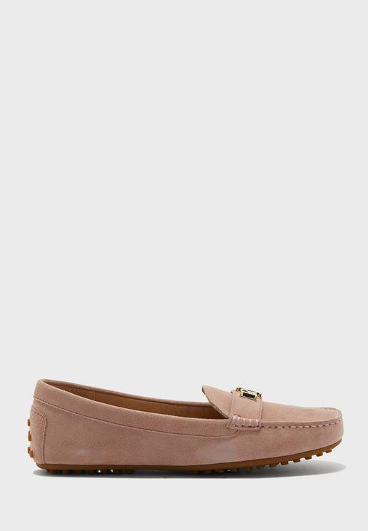 حذاء شمواه فلات