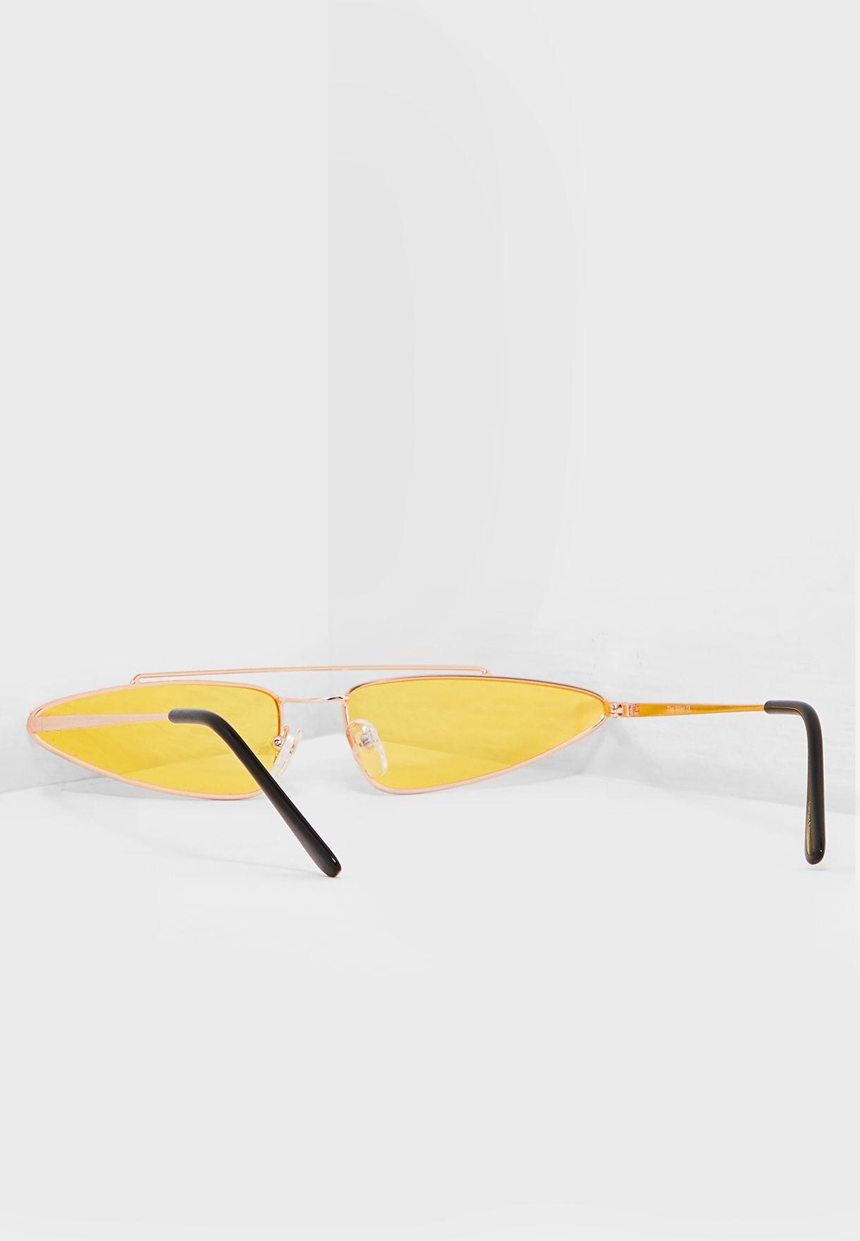 The Milan Cateye Sunglasses