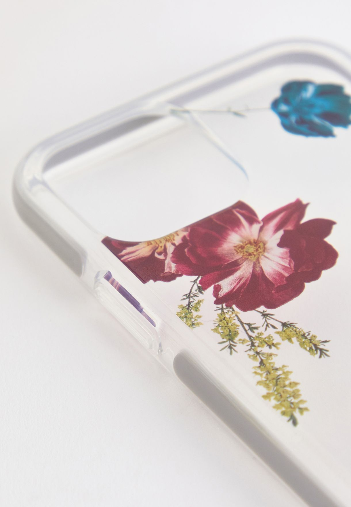 Multisize Anti-Shock Forest Fruits iPhone Case