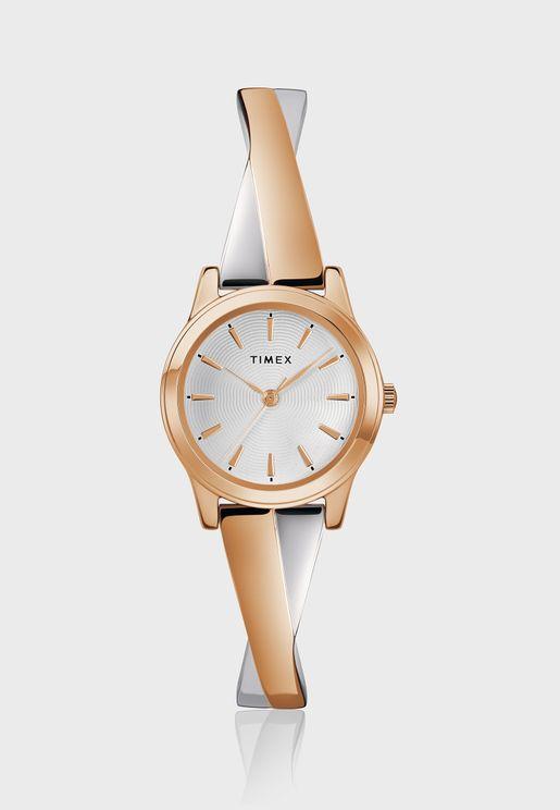 Strech Bangle Watch