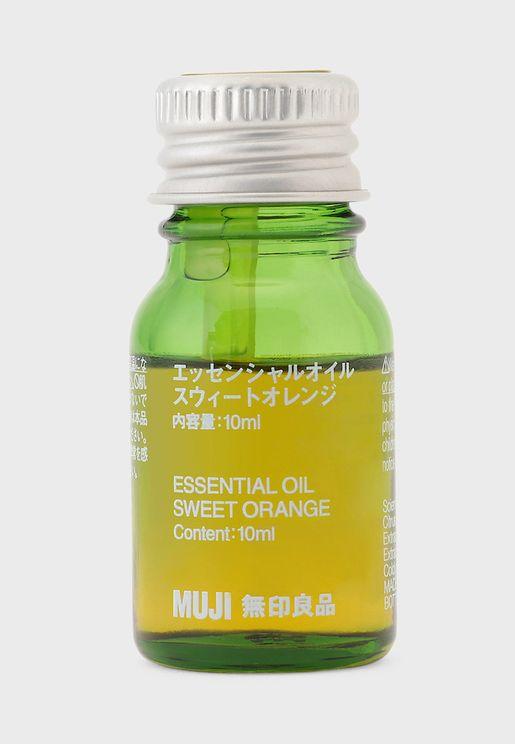 Essential Oil Sweet Orange 10Ml
