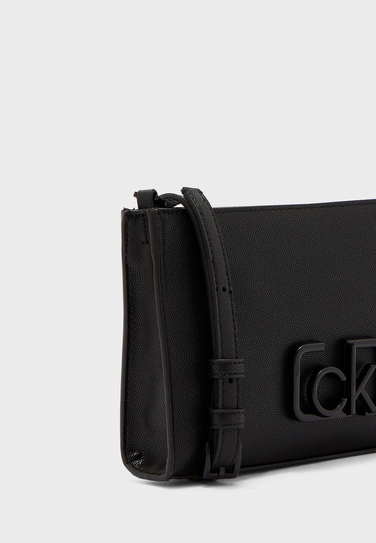 Cast Zip Detail Crossbody