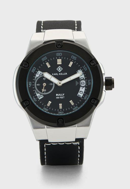 Bully Chronograph Analog Watch