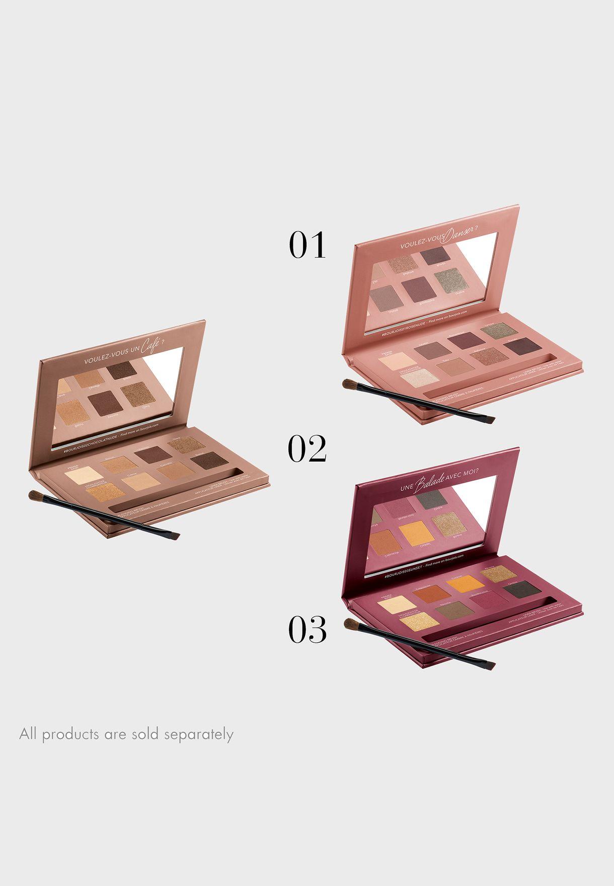 بورجوا رو دي كافيه شوكولا نود 02 من مجموعة بورجوا باريس إز كولينغ