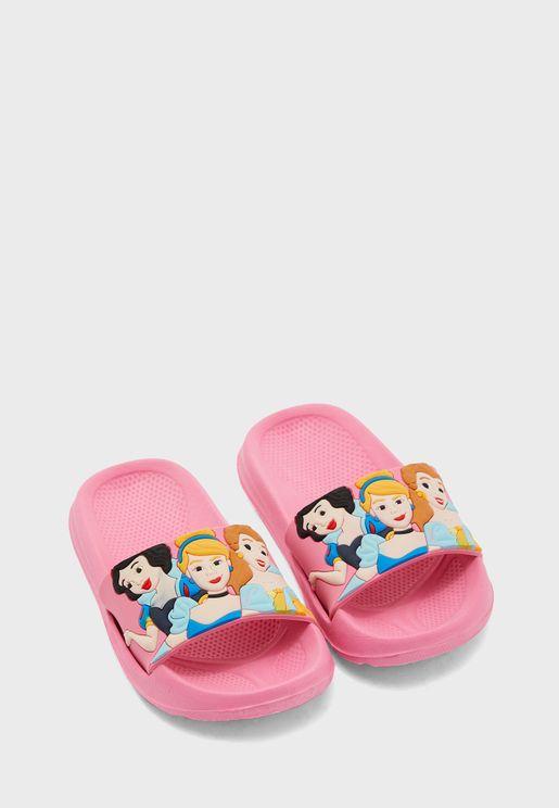 Kids Princess Pool Slide