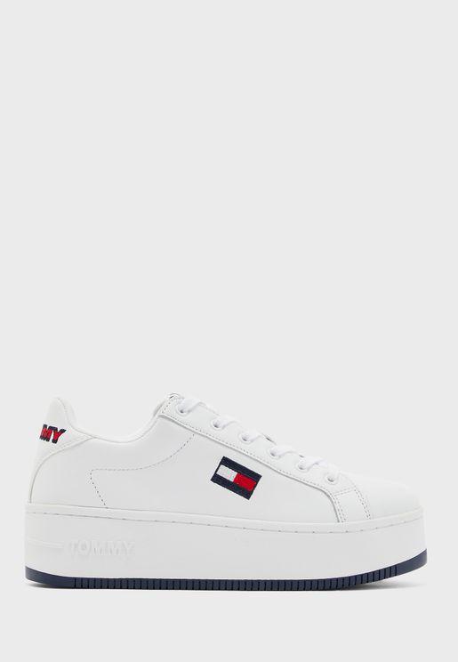 Iconic Flatform Sneaker
