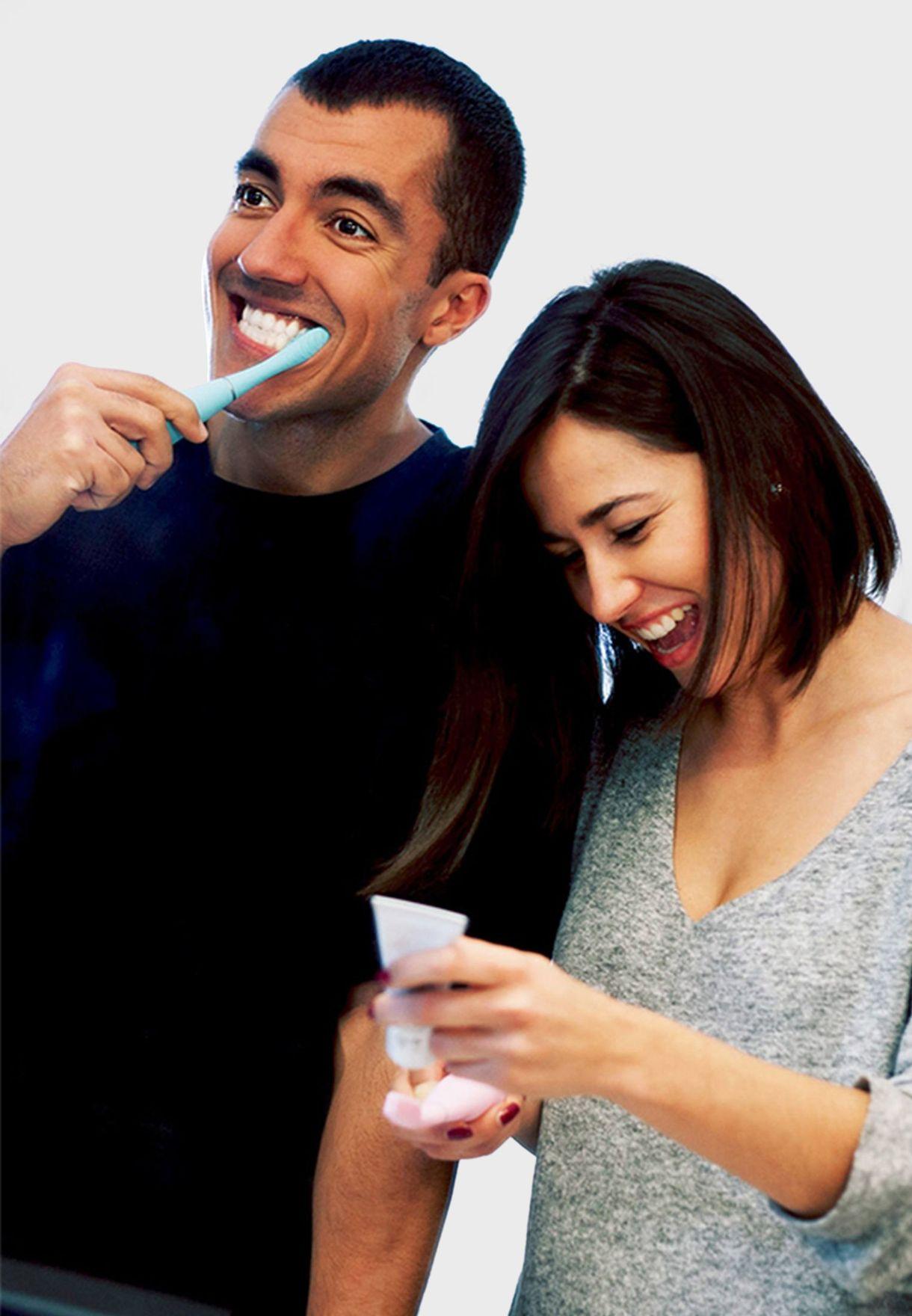 فرشاة اسنان ايسا 2 اليكترونيك سونيك - نعناعي