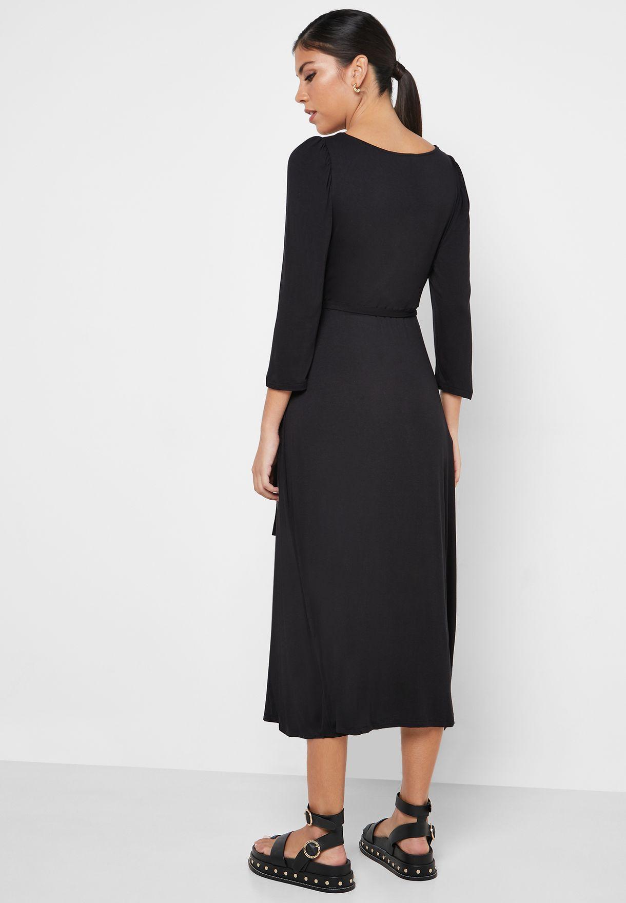 فستان بطول الكاحل