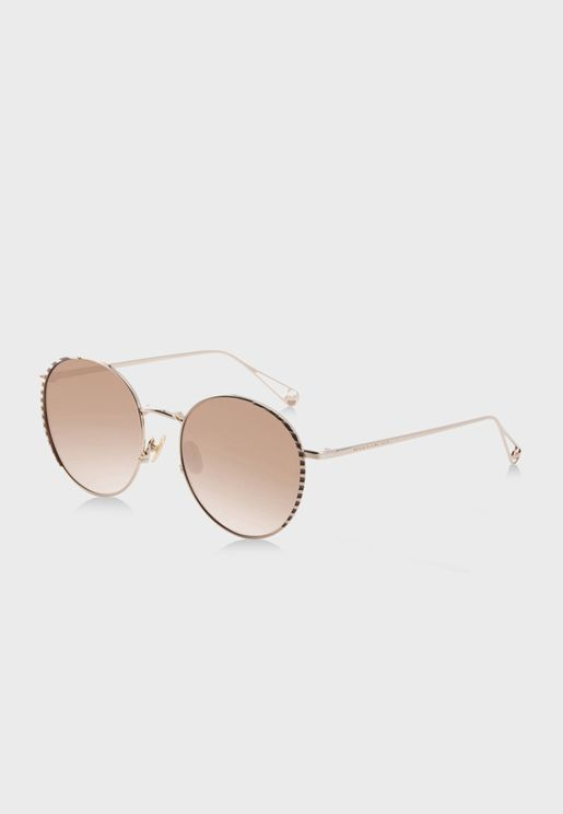 L SR778701 Oversized Sunglasses