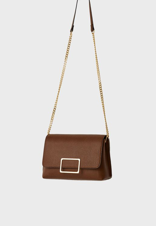 Ribera Flap Closure Crossbody