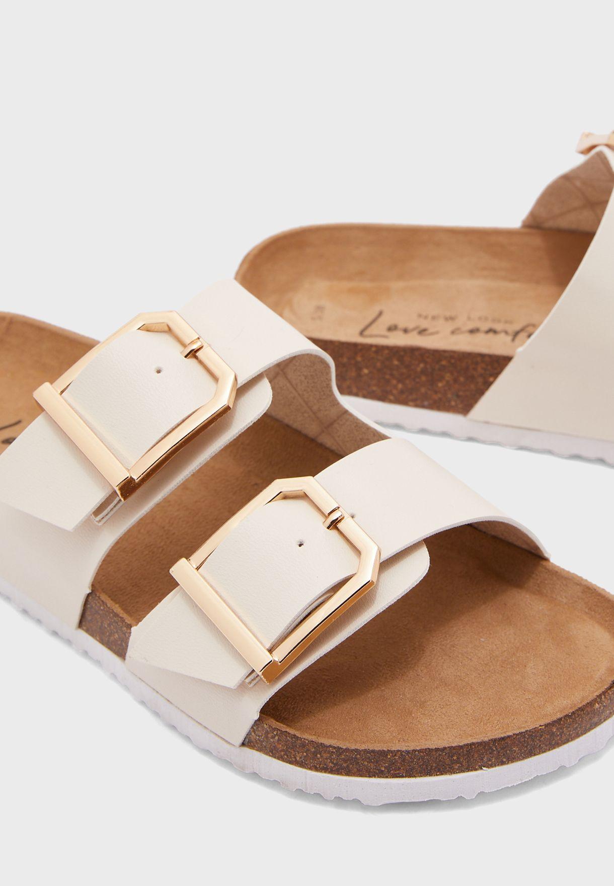 Hattie Wedge Sandal