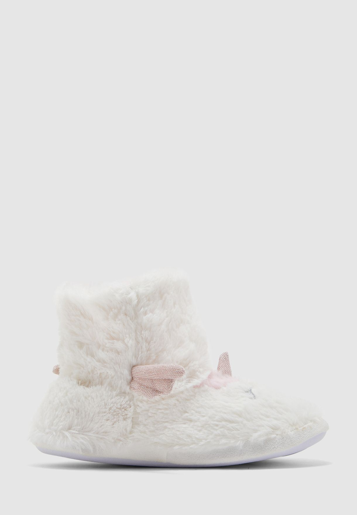 Unicorn Novelty Bootie
