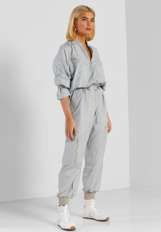 Essential Woven Jumpsuit