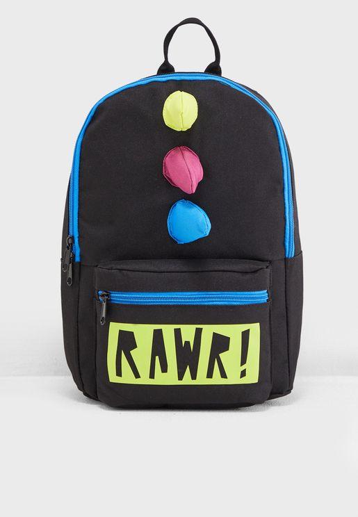 Kids Rawr Backpack