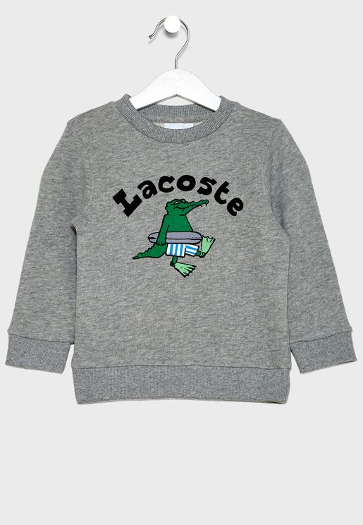 Kids Logo Sweatshirts
