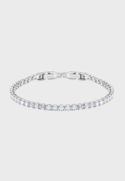 Tennis Round Deluxe Bracelet