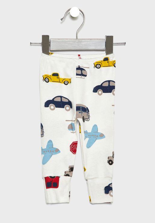 Kids Automobile Sweatpants