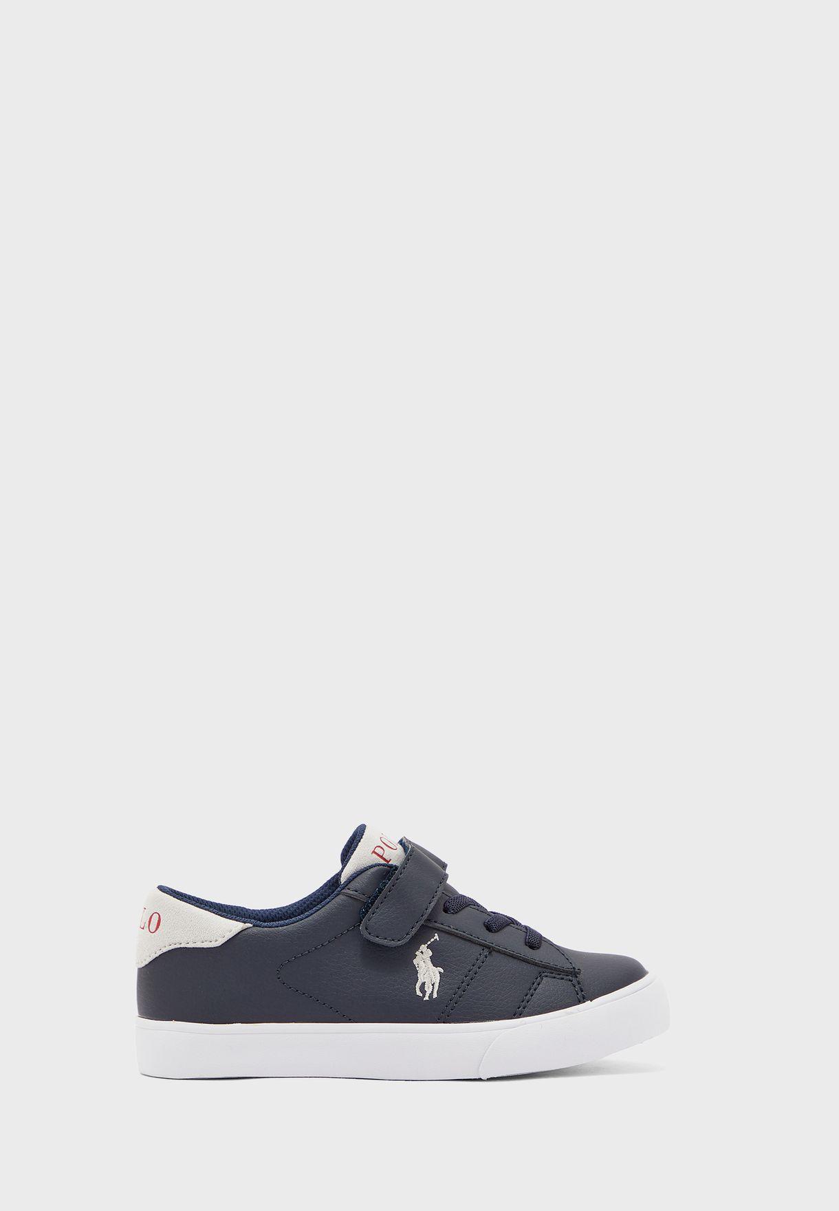 Kids Logo Sneaker