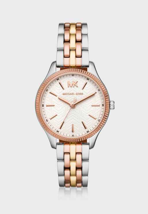 MK6642 Runway Dress Watch