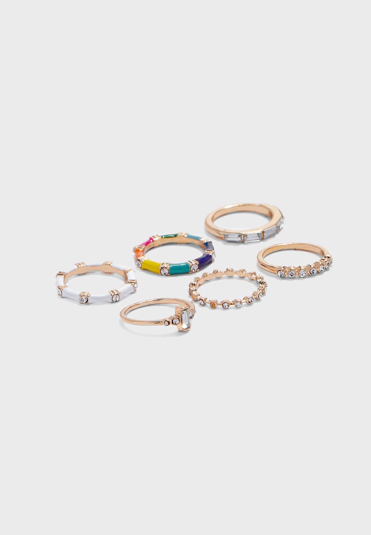 Multipack Gemalla Rings