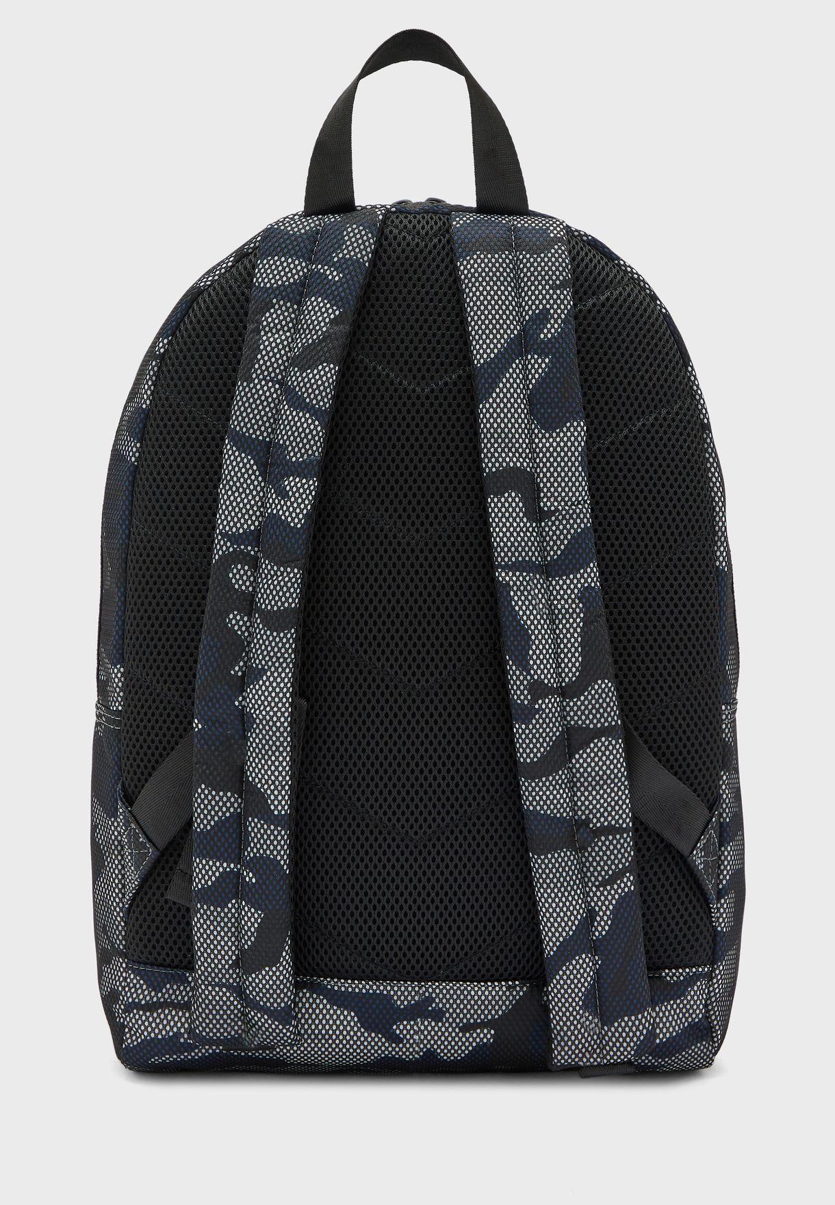 Mirano Camo Print Backpack
