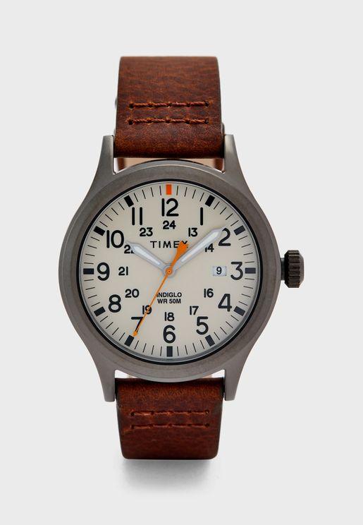 Allied Analog Watch