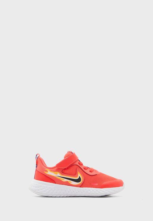 حذاء ريفليوشن 5 فاير للاطفال