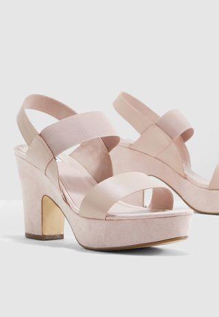 5190697f2cba Shop Dune London prints Loveable Di Cross Strap Sandals ...