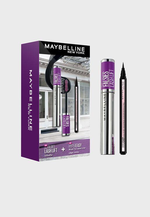 The Falsies Mascara + Hyper Easy EyeLiner Saving,20%