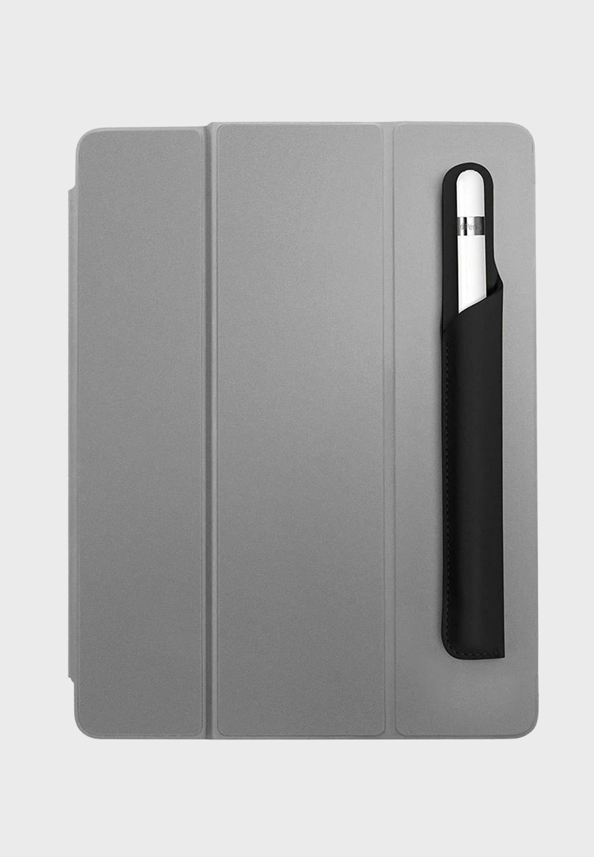 Apple Pencil Snap Magnetic Leather Case