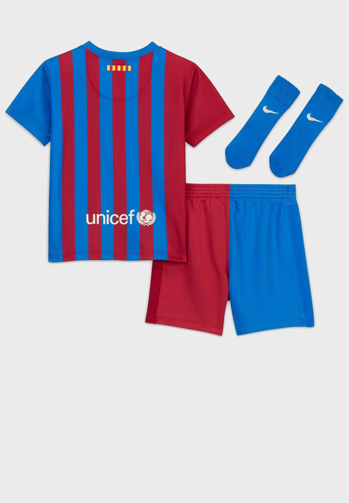 Infant Fc Barcelona Football Set