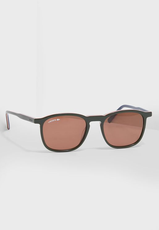 L901S Modified Rectangle Sunglasses
