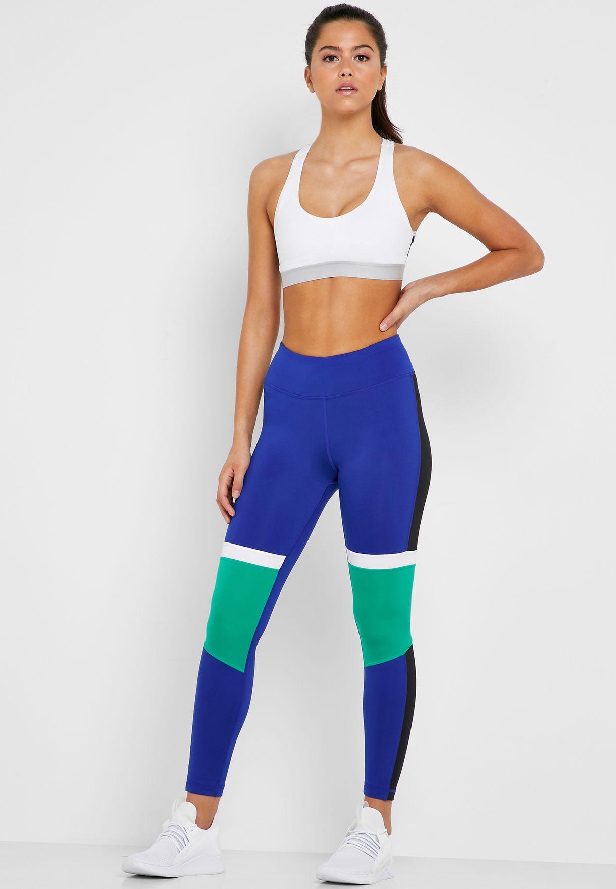 Workout Ready Paneled Leggings