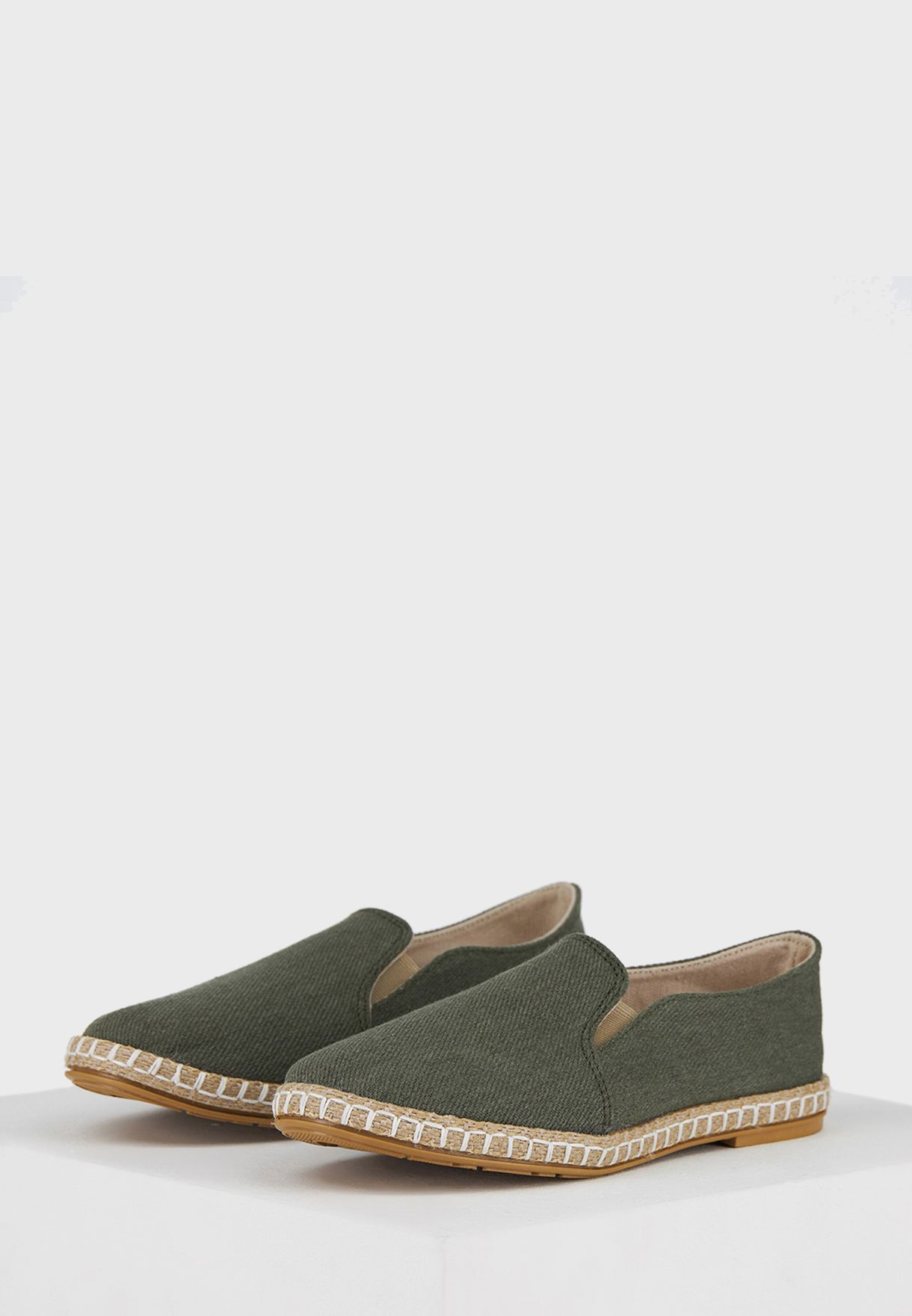 Youth Casual Espadrille
