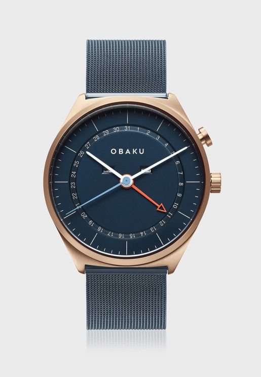 Dato Analog Watch
