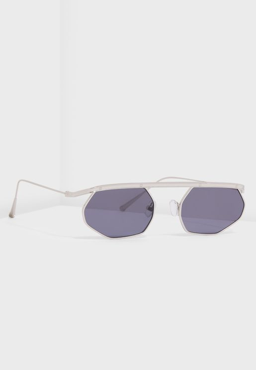 Vintage Shape Sunglasses