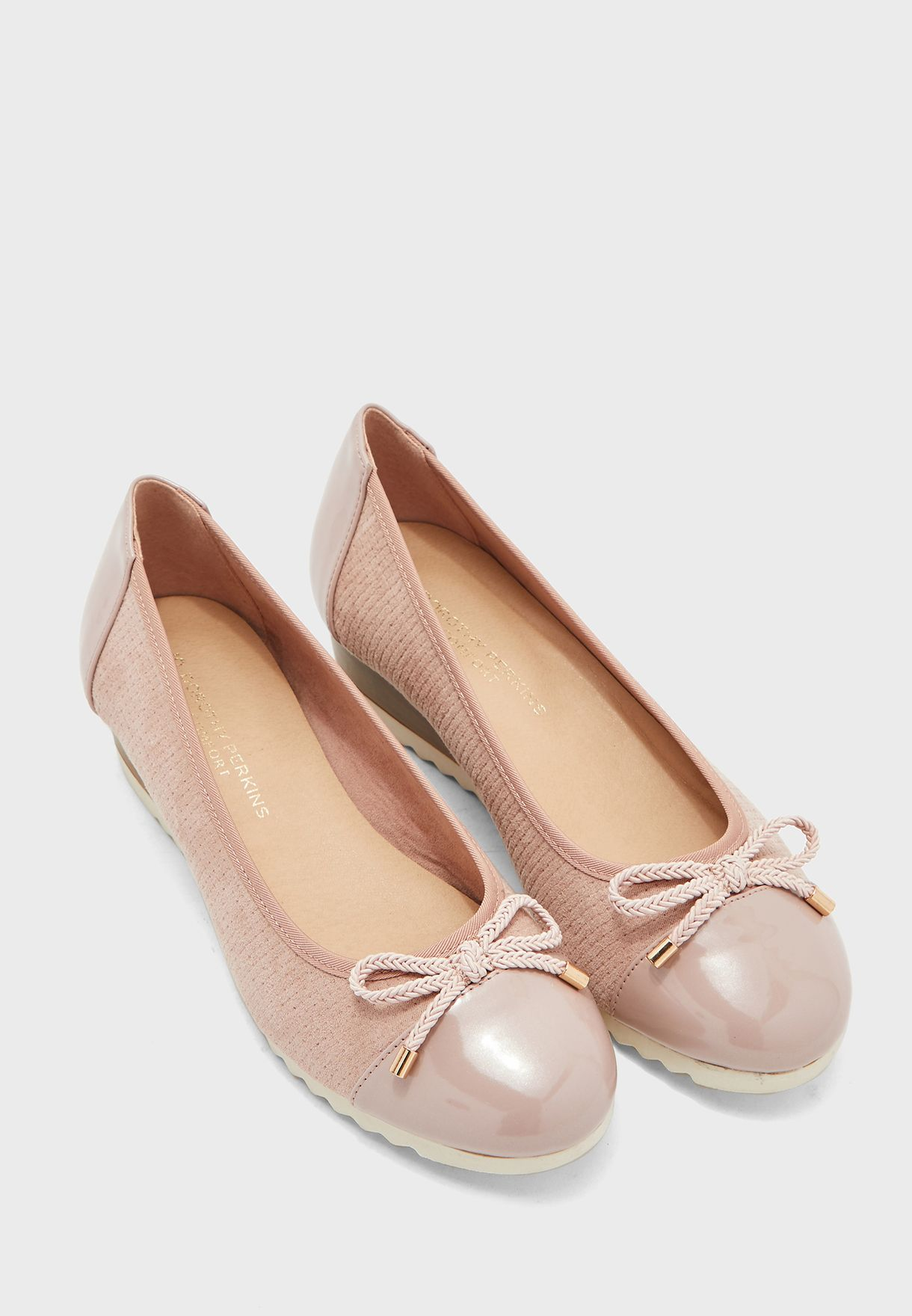 Daisie Bow Flexi Wedge Pump