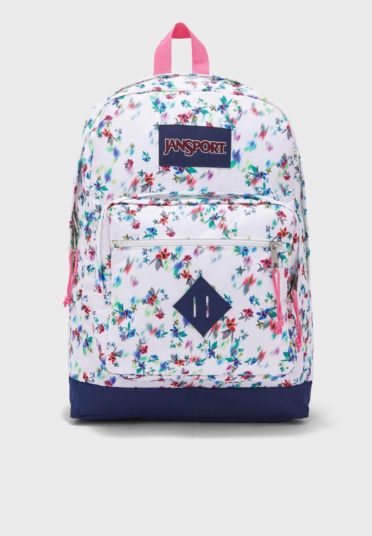 55420aece Shop Jansport prints City Scout Backpack JS00T29A0VZ for Women in ...