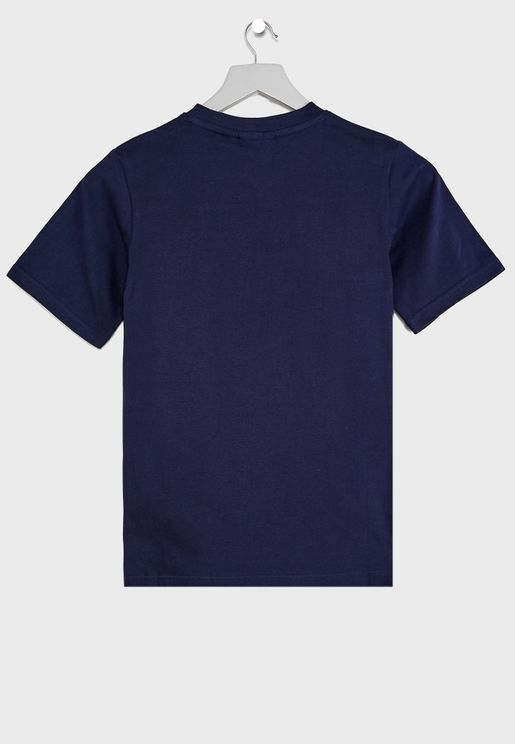 Youth Pearson Tape Cut & Sew T-Shirt