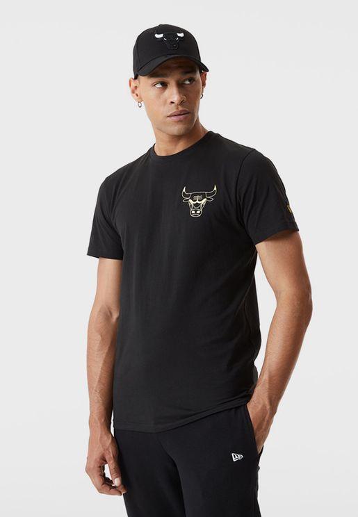 Chicago Bulls Metalic T-Shirt