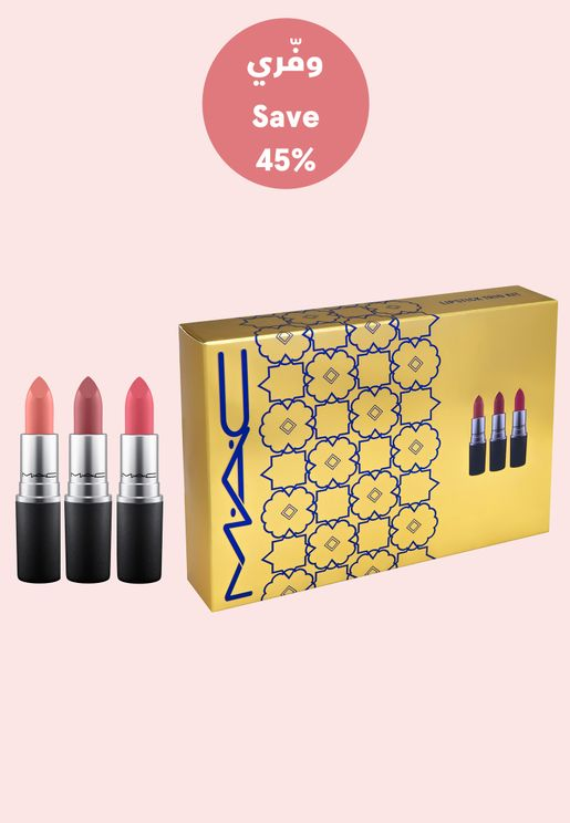 Lipstick Trio Kit