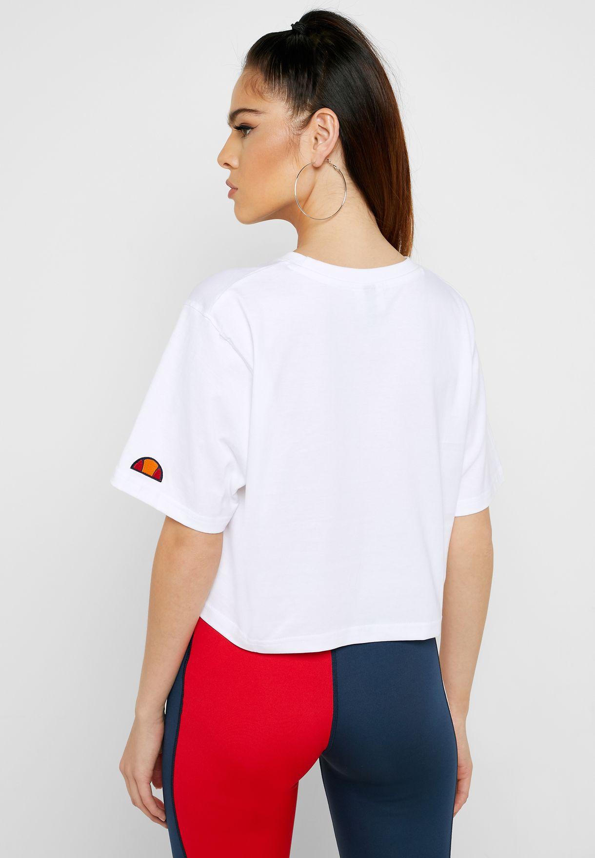 Ralia Cropped T-Shirt