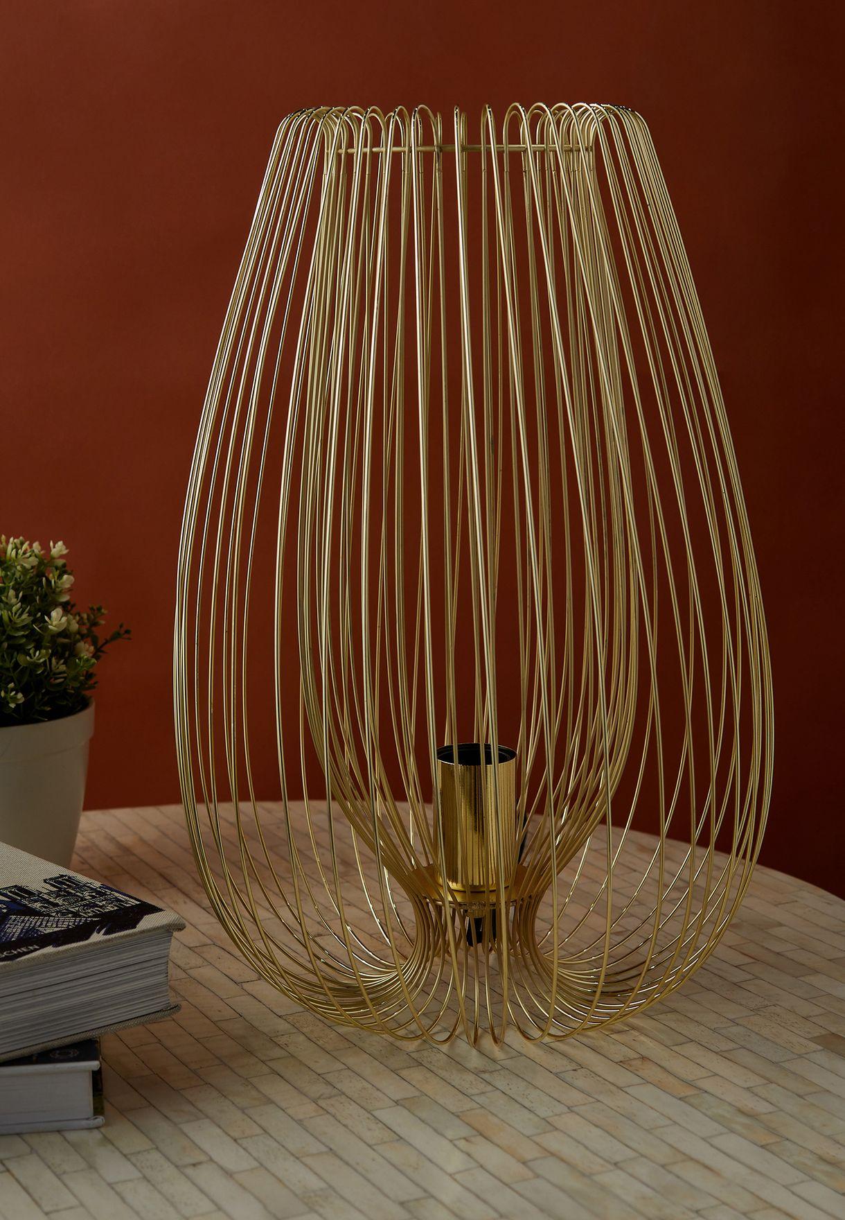 مصباح طاولة عصري