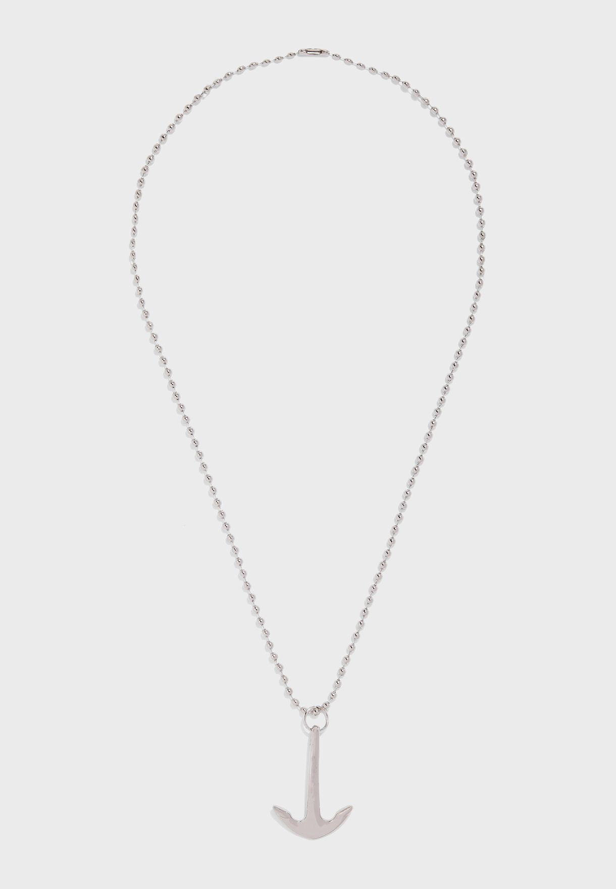 Anchor Long Necklace