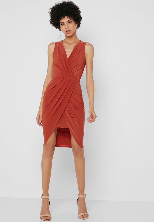 2a1162c098f Forever 21. Pleated Dress