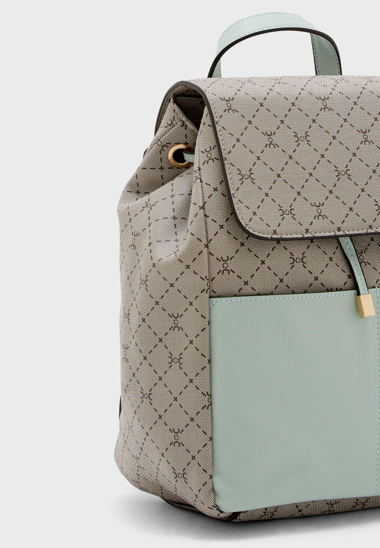 Front Pocket Flap Over Backpack