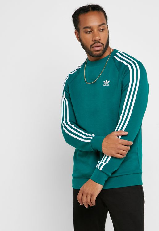 3 Stripe Sweatshirt