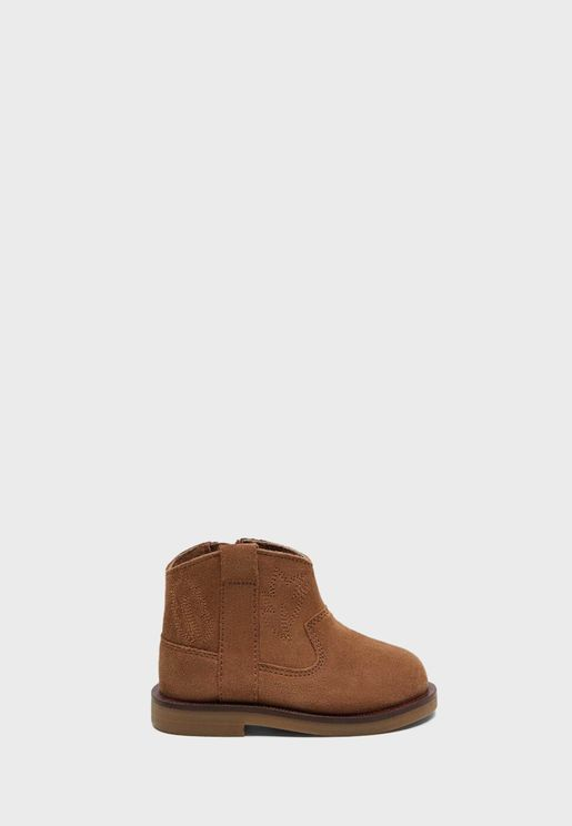 Kids Ankle Boots
