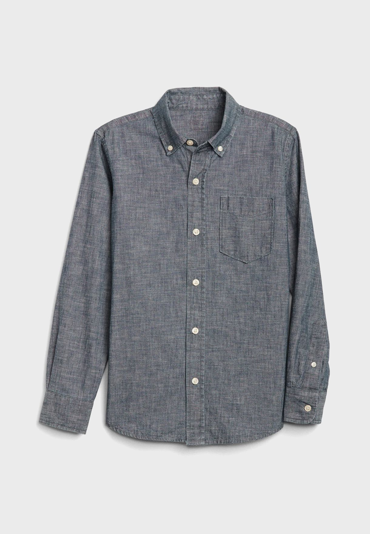 Infant Pocket Detail Shirt
